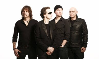 The U2 Tribute is de meest ervaren U2-Tributeband van Europa.