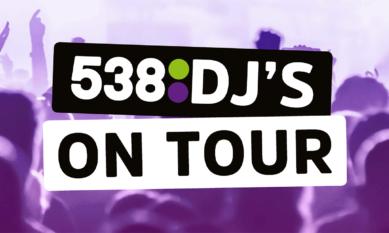 538 DJ's On Tour boeken. Boek nu bij BVM | Buro Voor Muziek.