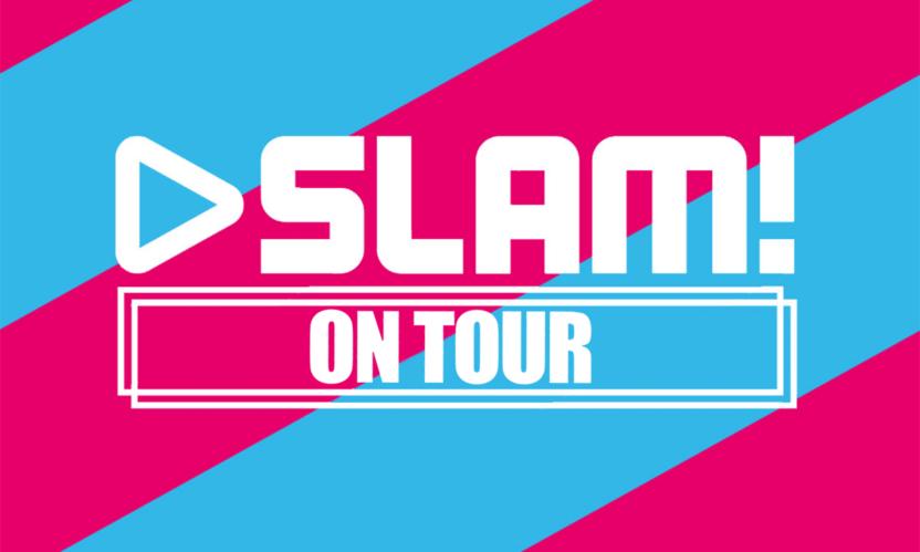 SLAM FM On Tour boeken. SLAM FM On Tour boeken bij BVM | Buro Voor Muziek.