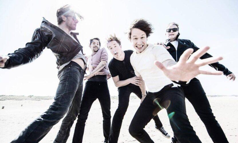 Handsome Poets band boeken burovoormuziek.nl