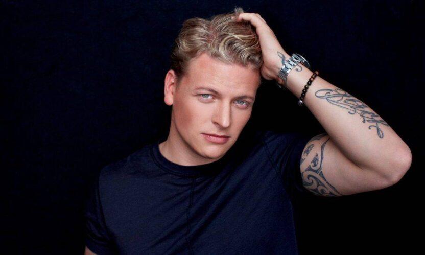 Thomas Berge zanger boeken burovoormuziek.nl
