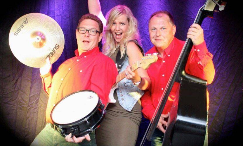 Trendline partyband boeken Buro voor Muziek
