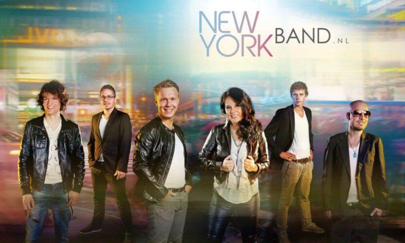 Newyork Band boeken - Big Apple