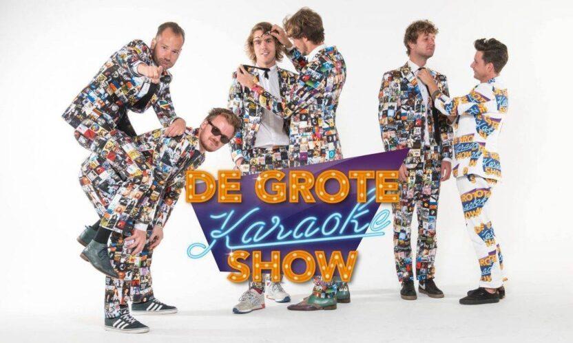 De Grote Karaoke Show: kies je liedje, pak de spotlight en steel de show!