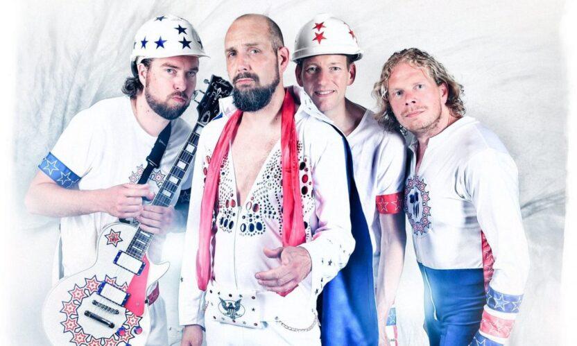 Plork en de Aannemers boeken band burovoormuziek.nl