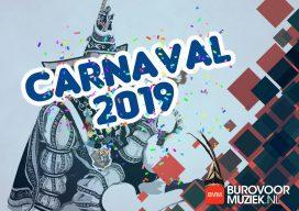 Carnaval bands en artiesten boek je bij Buro Voor Muziek