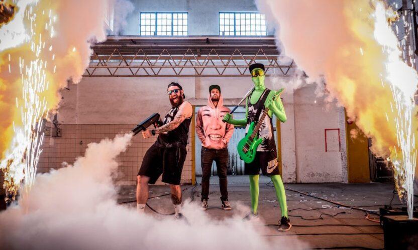 Luftwaffel DJ-Act boeken bij BVM - Buro Voor Muziek