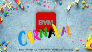 Carnaval vier je bij BVM. Boek je carnavalsartiesten en carnavalsbands bij BVM - Buro Voor Muziek.